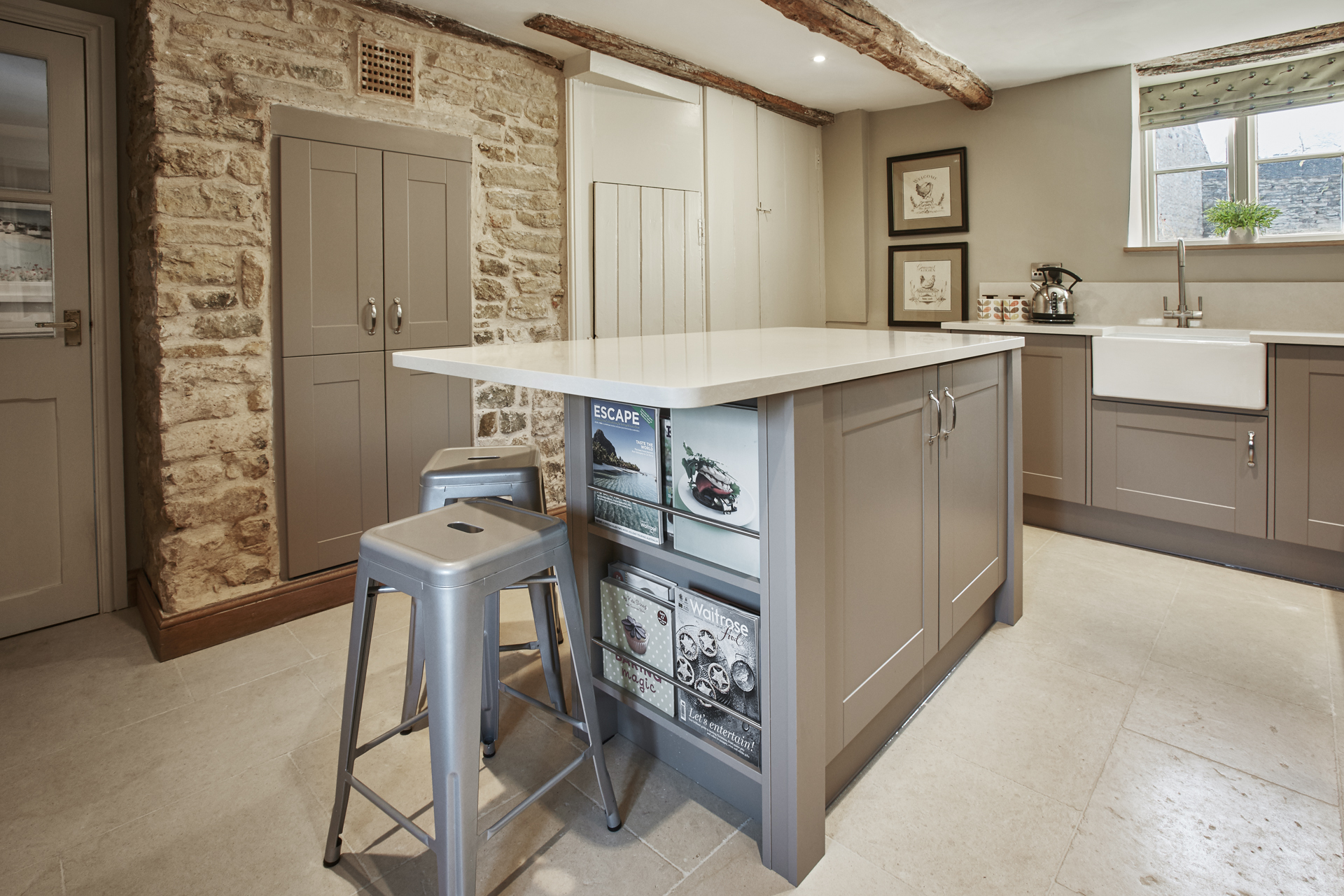 John Lewis Fitted Kitchen Brochure Adam Gault Photography